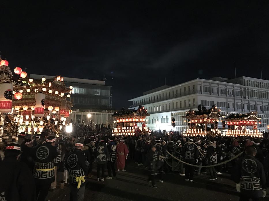 秩父夜祭2019